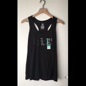 NWT! Racerback Fitness Tank Top